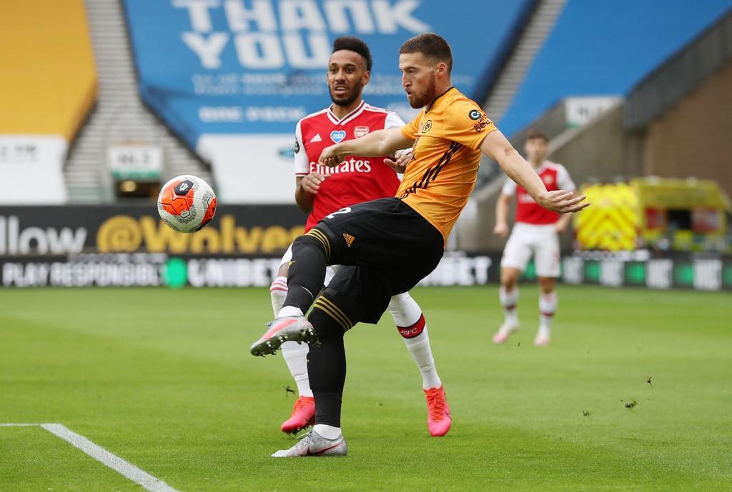Wolves vs Arsenal anh 4