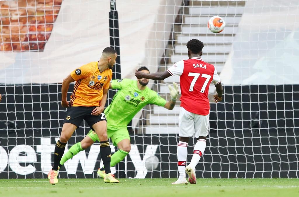 Wolves vs Arsenal anh 8