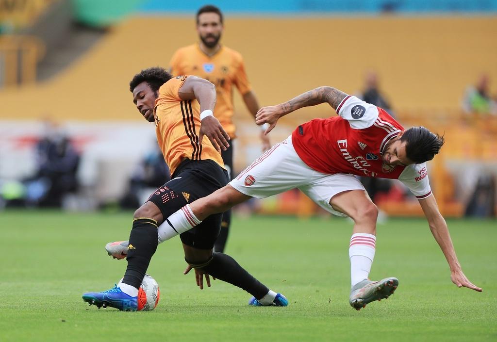 Wolves vs Arsenal anh 10