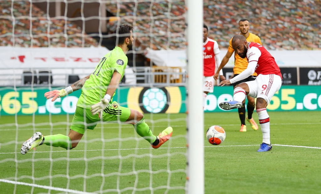 Wolves vs Arsenal anh 14