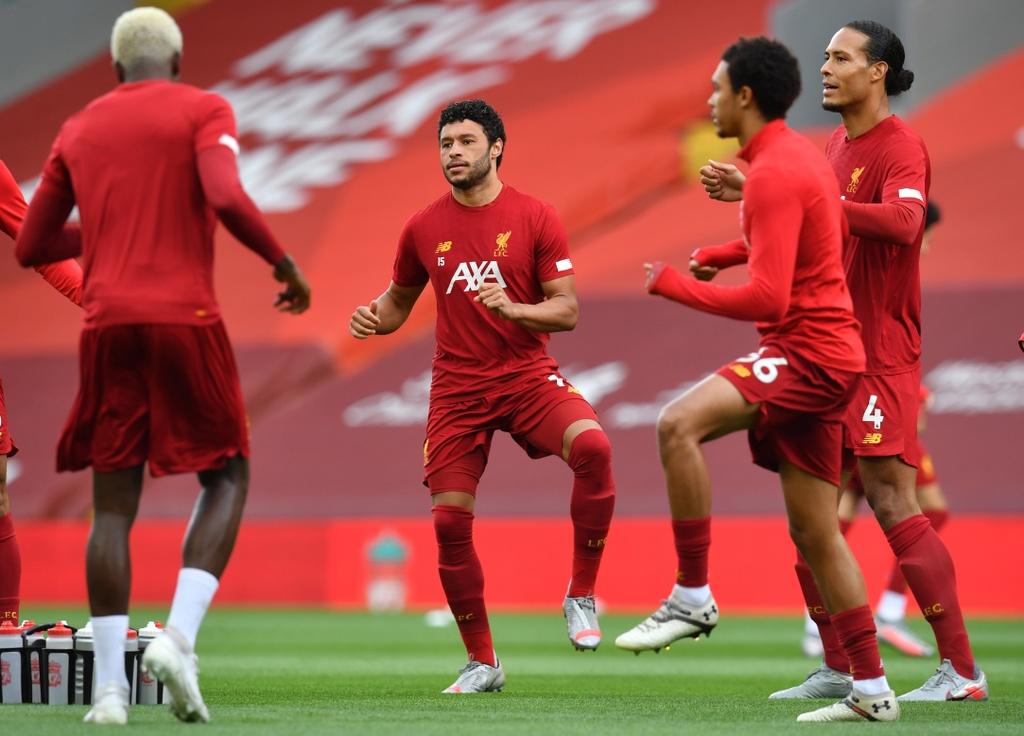 Liverpool vs Aston Villa anh 1