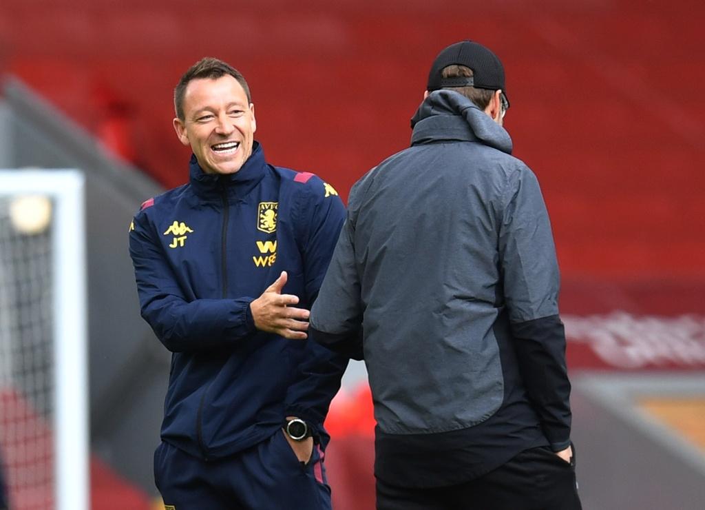 Liverpool vs Aston Villa anh 2