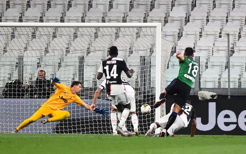 Juventus vs Atalanta anh 8