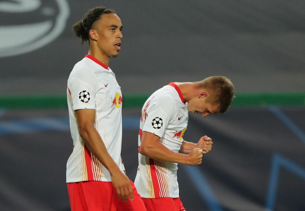 Atletico Madrid dau RB Leipzig anh 6