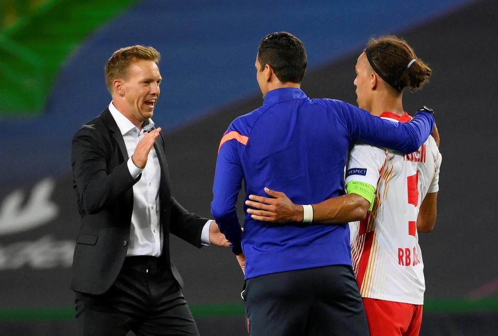 Atletico Madrid dau RB Leipzig anh 3