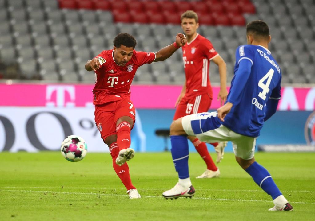 Bayern dau Schalke anh 3
