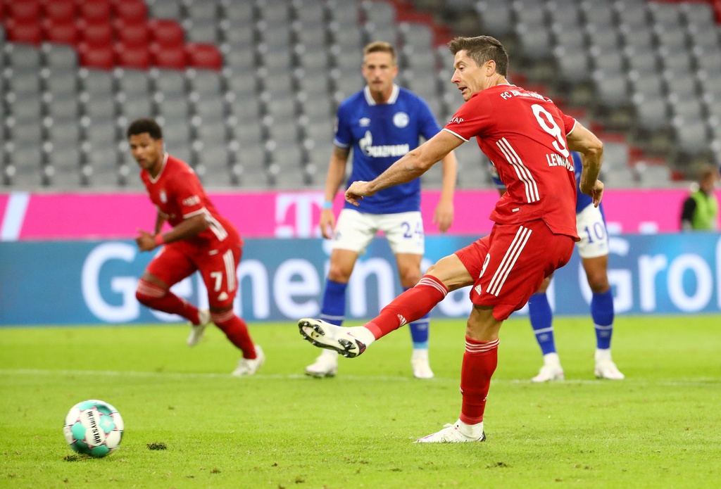 Bayern dau Schalke anh 6