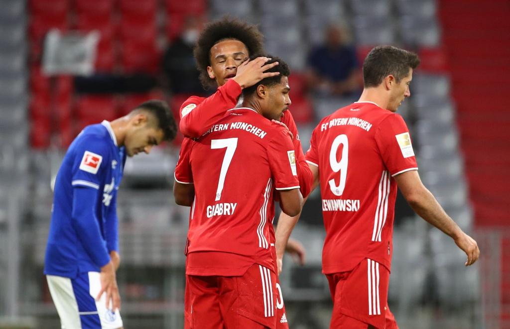 Bayern dau Schalke anh 8