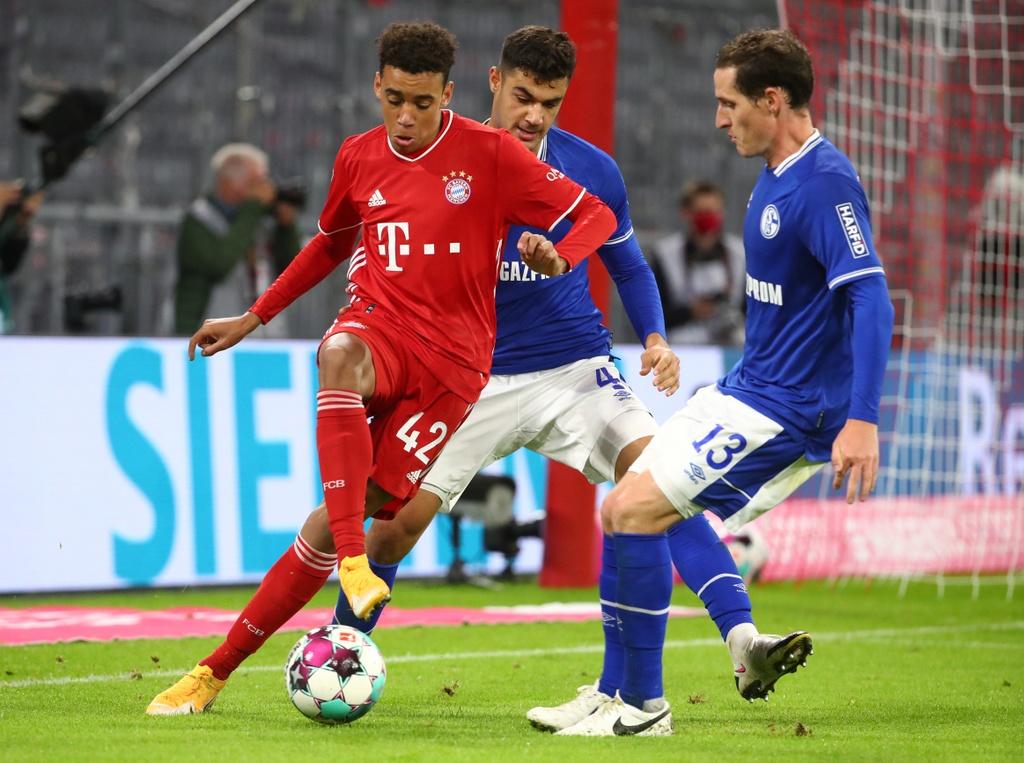 Bayern dau Schalke anh 11