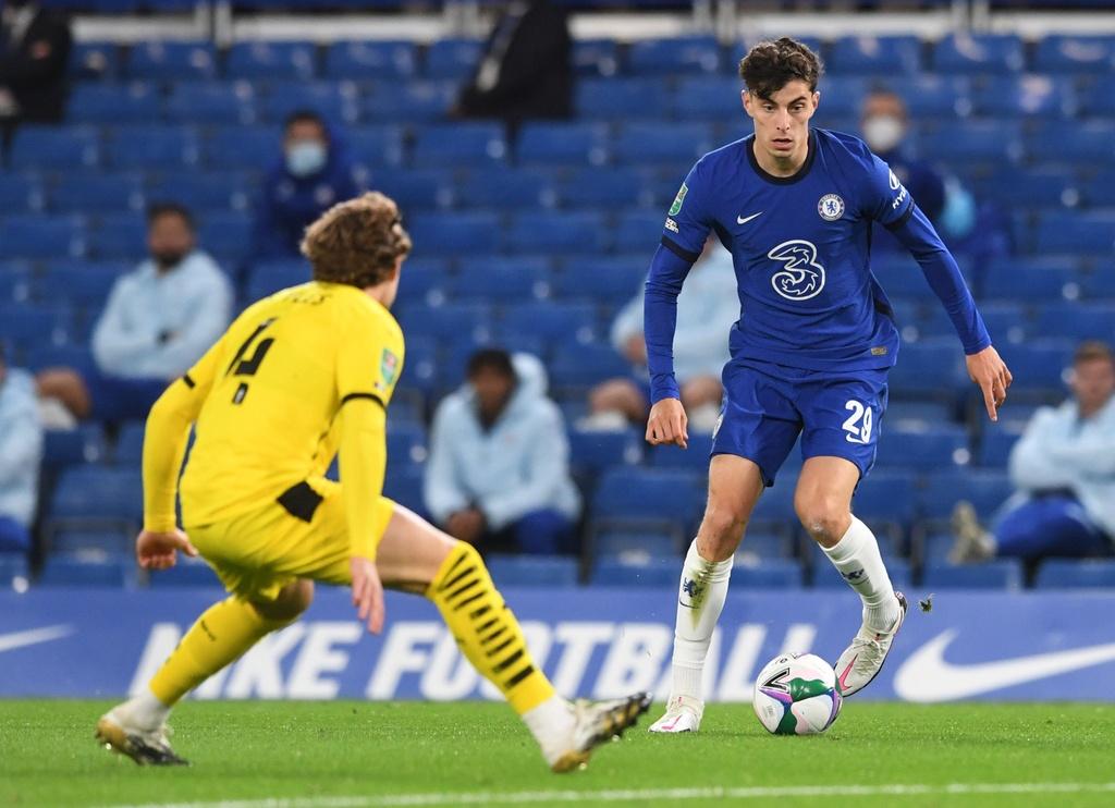 Chelsea dau Barnsley anh 1
