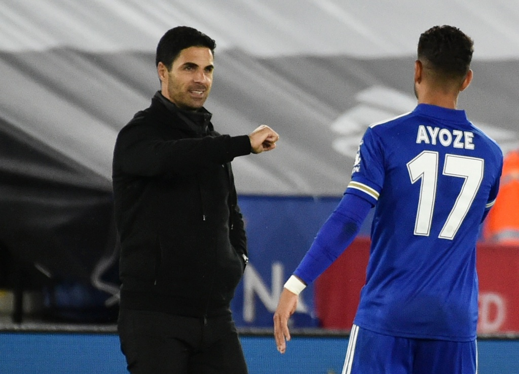 Arsenal dau Leicester anh 9