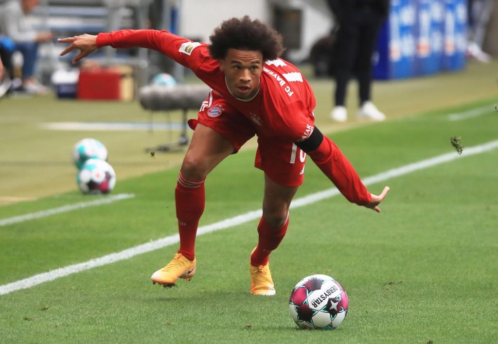 Bayern Munich thua 1-4 anh 5