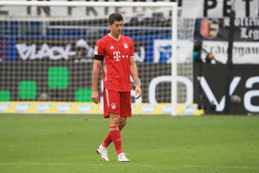 Bayern Munich thua 1-4 anh 8