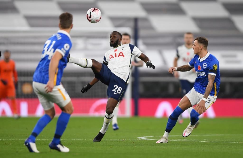Tottenham dau Brighton anh 2