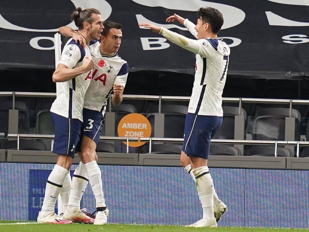 Tottenham dau Brighton anh 1