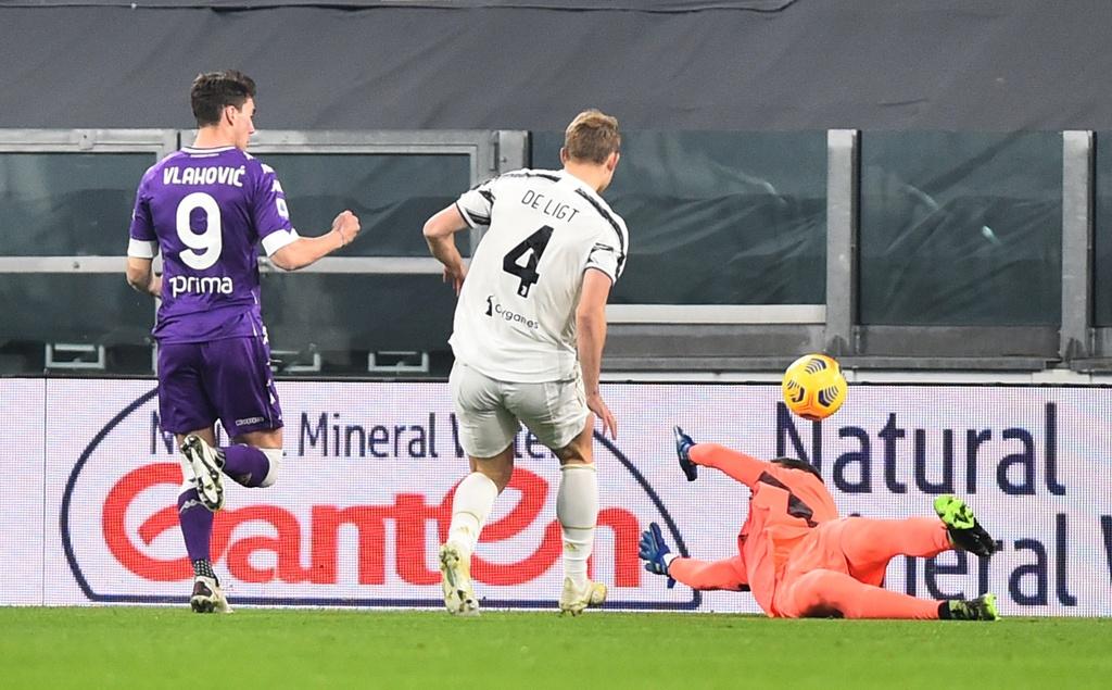 Juventus thua Fiorentina anh 2