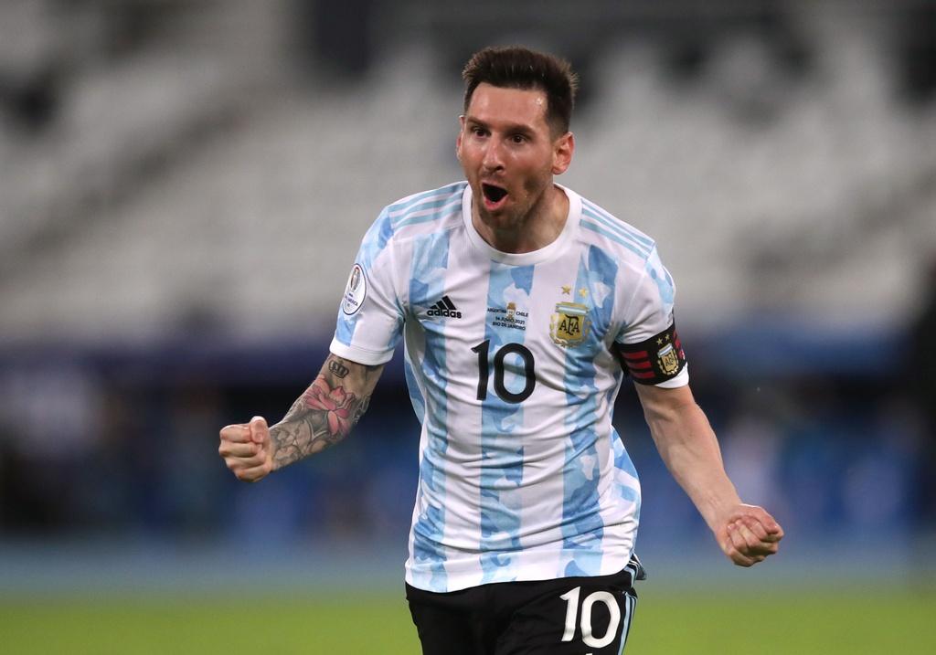 Messi khong cuu noi Argentina anh 4