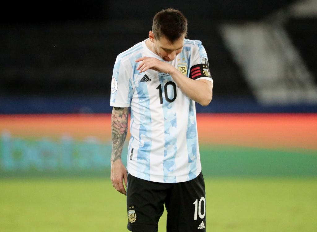 Messi khong cuu noi Argentina anh 1
