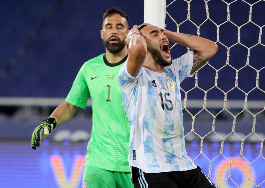 Messi khong cuu noi Argentina anh 8