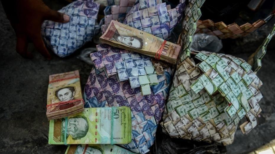 Lam phat o Venezuela: Dung bao tai thay cho vi, can tien thay vi dem hinh anh 13