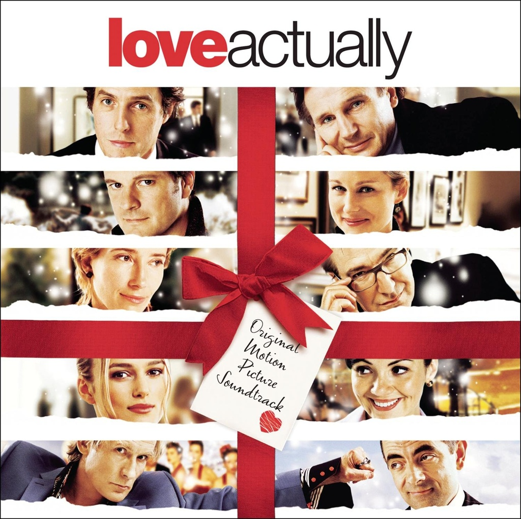 Love Actually - A  Christmas movie you should watch