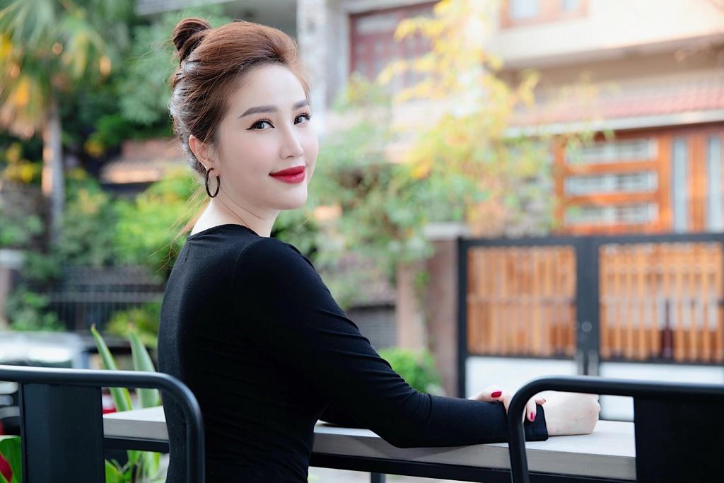13 nam gia nhap showbiz, Bao Thy lan dau cong khai ban trai hinh anh 5