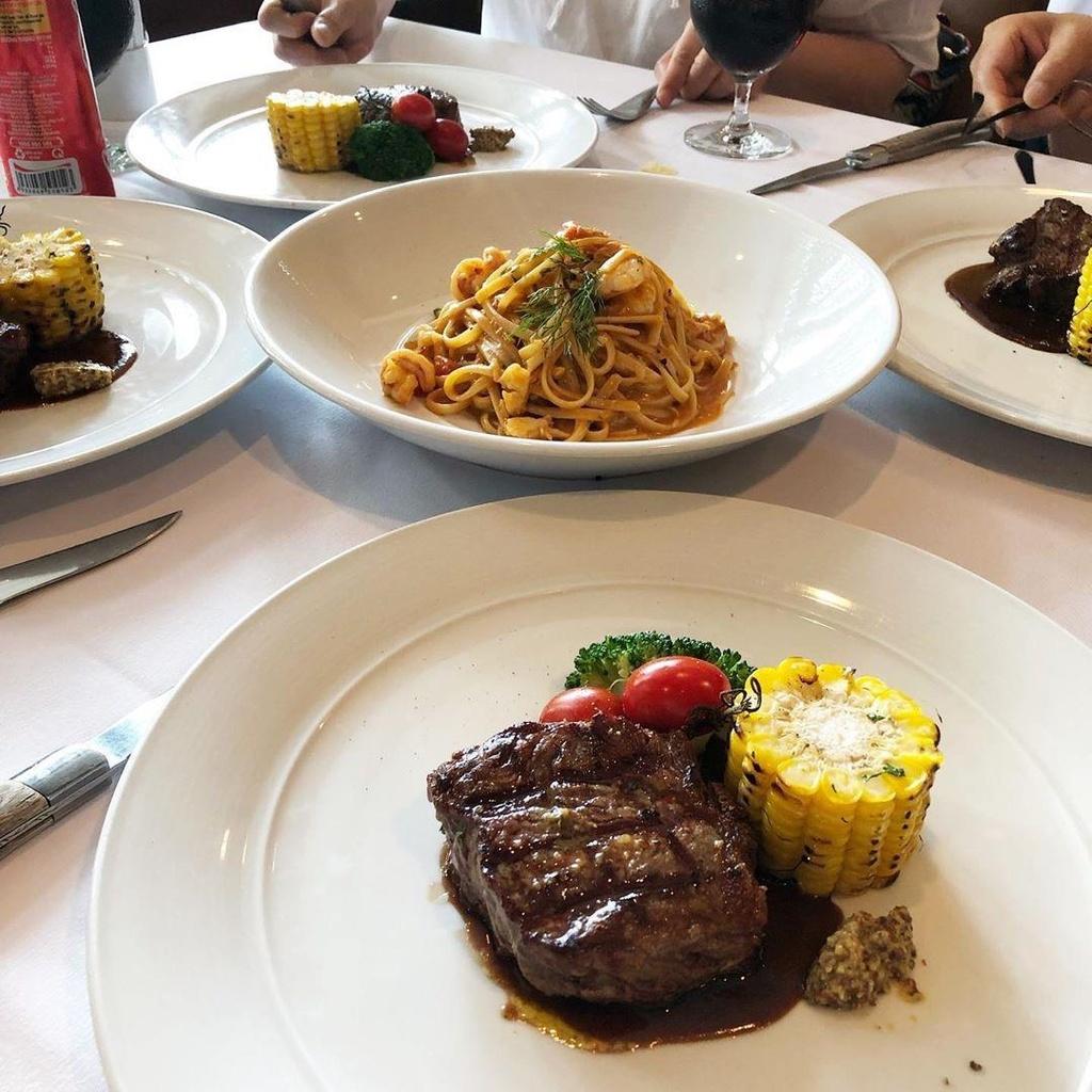 5 nha hang steak dat xat ra mieng noi tieng o Ha Noi hinh anh 20