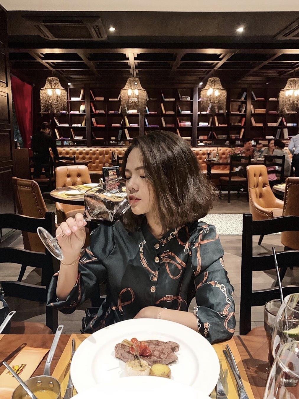 5 nha hang steak dat xat ra mieng noi tieng o Ha Noi hinh anh 22