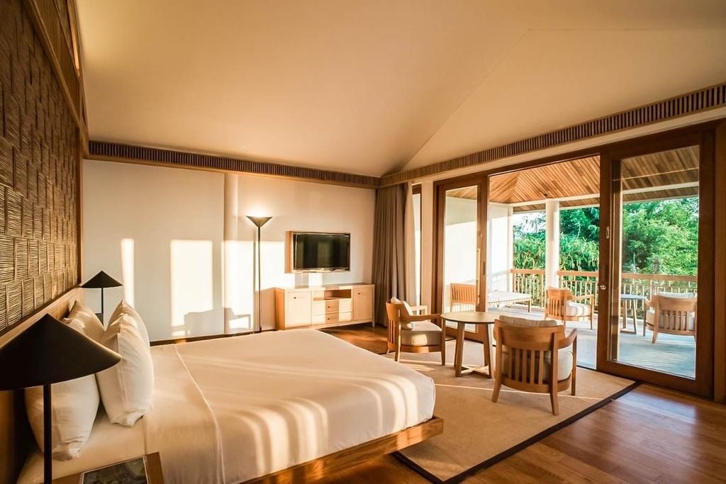 5 khu nghỉ dưỡng có view tuyệt đẹp ở miền Tây