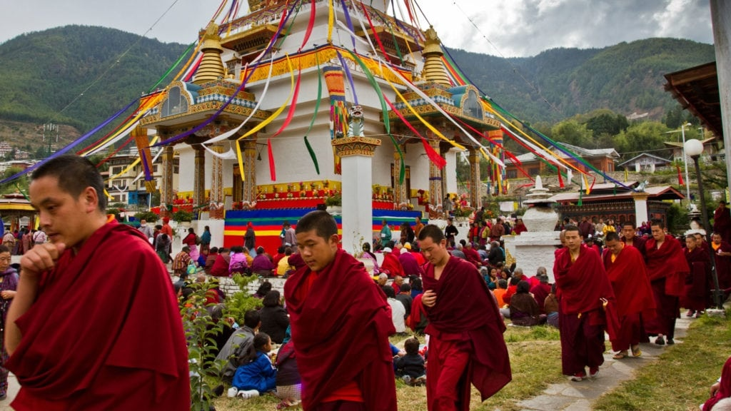 Nhung ly do khien Bhutan tro thanh vuong quoc hanh phuc nhat the gioi hinh anh 4