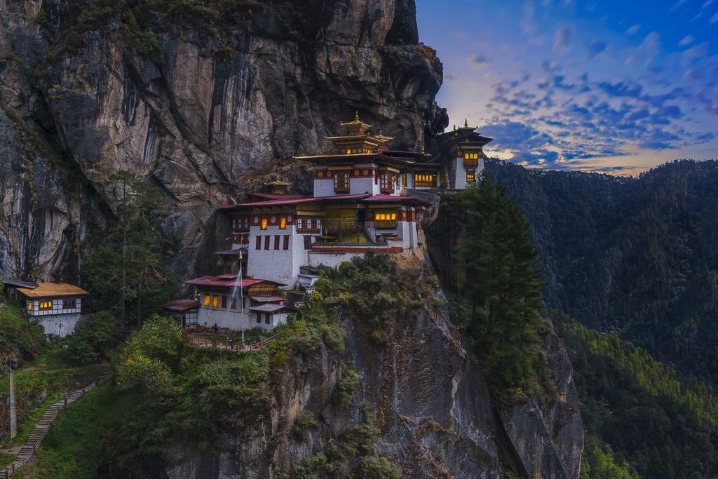 Nhung ly do khien Bhutan tro thanh vuong quoc hanh phuc nhat the gioi hinh anh 1