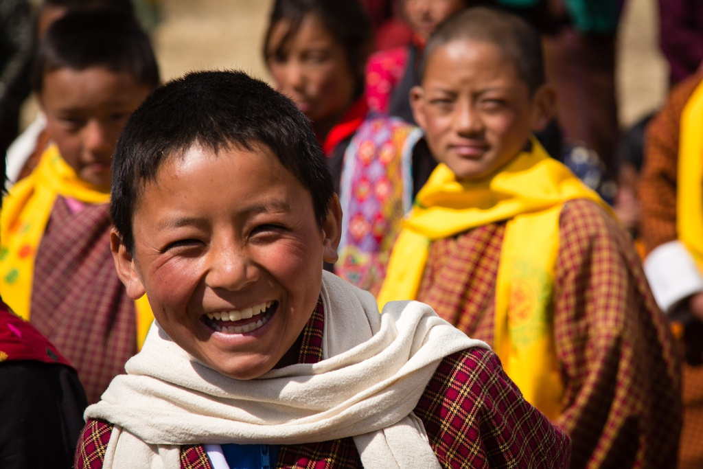 Nhung ly do khien Bhutan tro thanh vuong quoc hanh phuc nhat the gioi hinh anh 3
