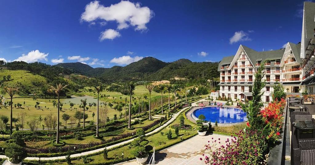 4 resort hang sang cho du khach tan huong thien nhien Da Lat hinh anh 19