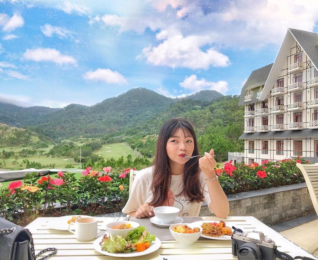 4 resort hang sang cho du khach tan huong thien nhien Da Lat hinh anh 24