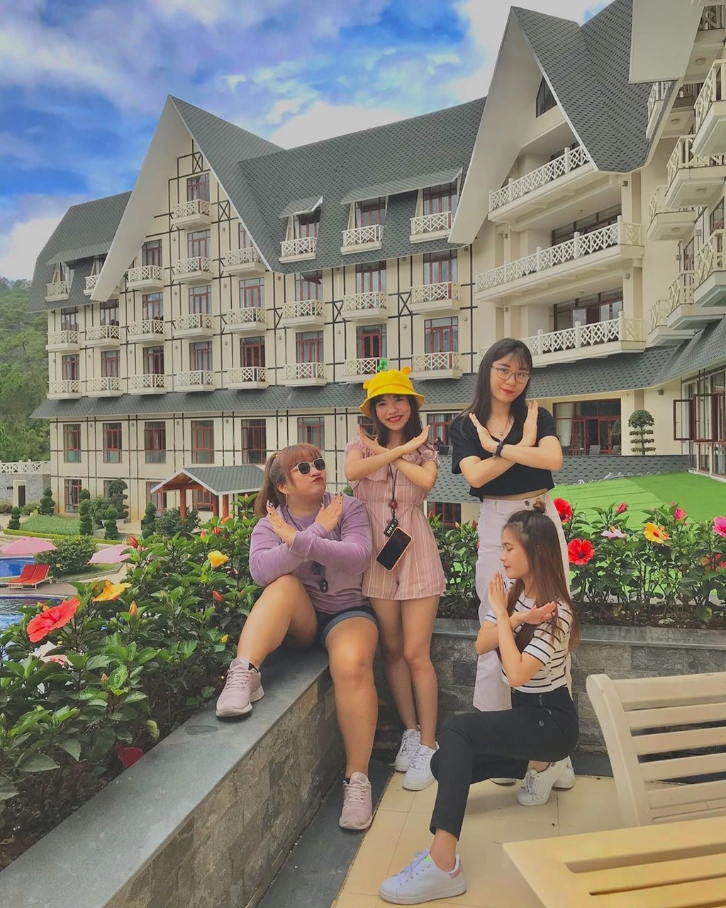 4 resort hang sang cho du khach tan huong thien nhien Da Lat hinh anh 22