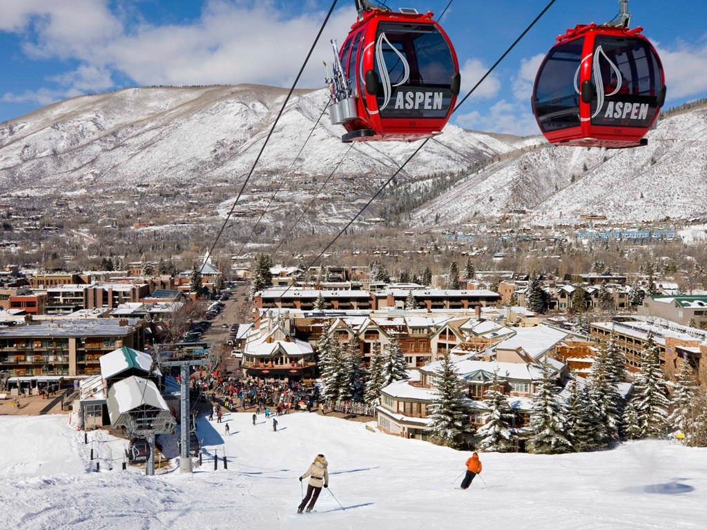 7 khu truot tuyet dang thu nhat the gioi hinh anh 1 Aspen-Snowmass-This-Great-Ski-Resort-Is-Also-The-Greenest.jpg