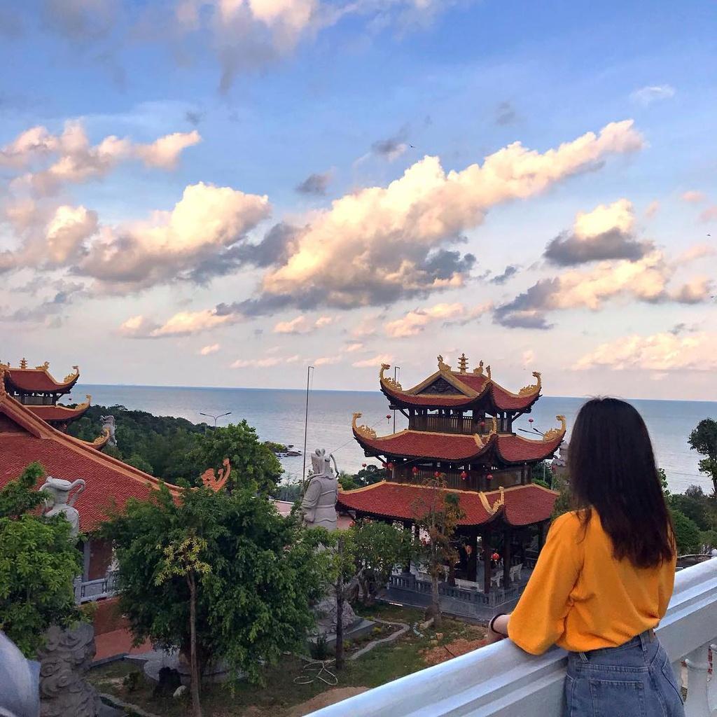4 Thien vien Truc Lam noi tieng o Nam Bo hinh anh 23  - _thube02_66636360_664710367378062_1619926902053088849_n - 4 Thiền viện Trúc Lâm nổi tiếng ở Nam Bộ