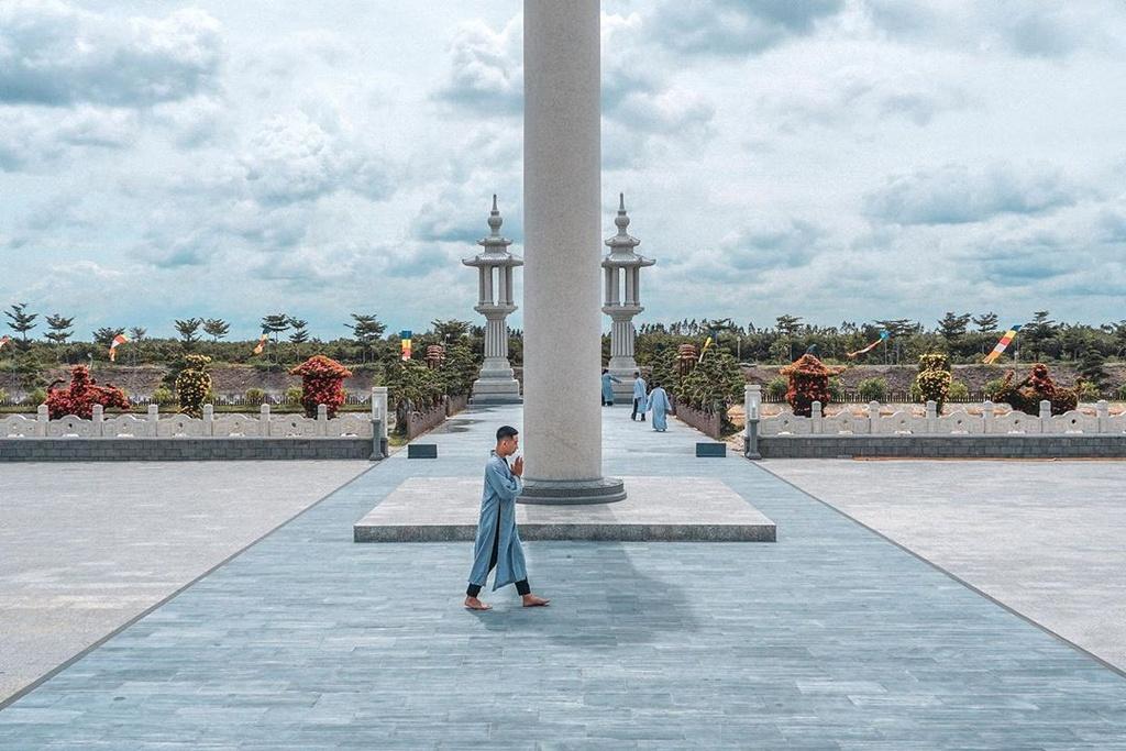 4 Thien vien Truc Lam noi tieng o Nam Bo hinh anh 11  - bintiennguyen_69237624_2460483714031865_8378850885400759805_n - 4 Thiền viện Trúc Lâm nổi tiếng ở Nam Bộ