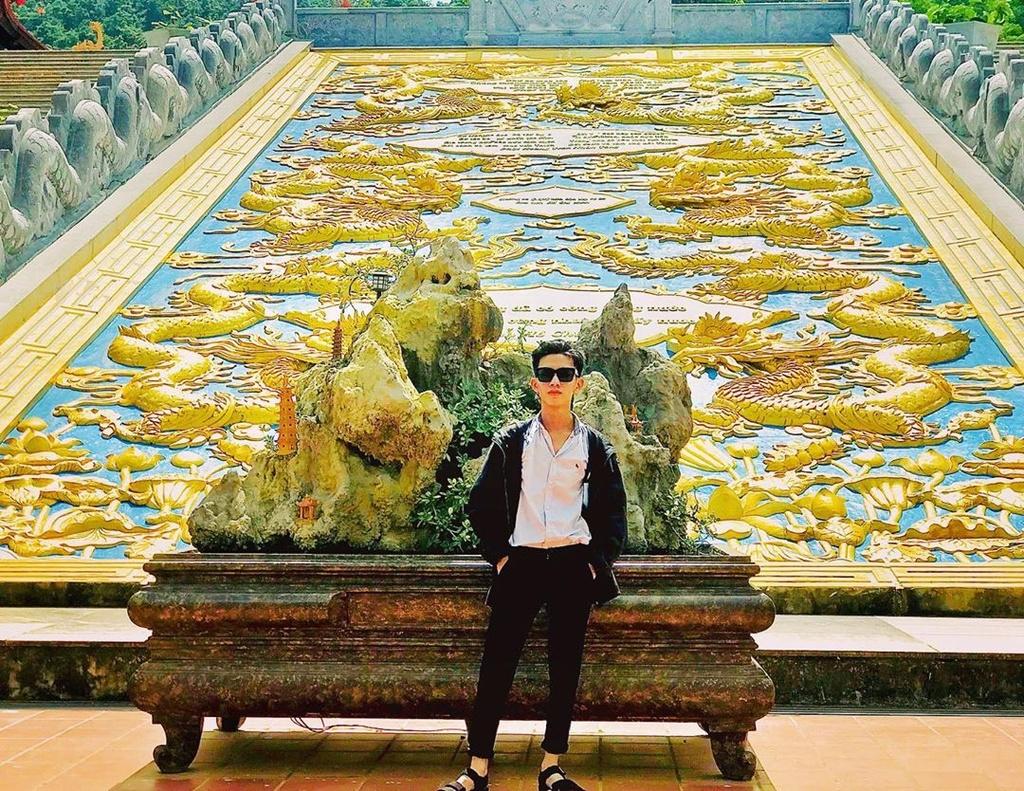 4 Thien vien Truc Lam noi tieng o Nam Bo hinh anh 17  - chikhai1512_66628632_371869213729081_395278278324529962_n - 4 Thiền viện Trúc Lâm nổi tiếng ở Nam Bộ