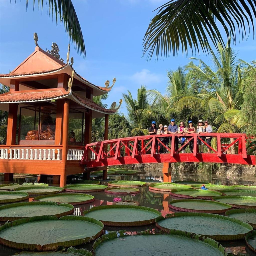 4 Thien vien Truc Lam noi tieng o Nam Bo hinh anh 1  - giaochiaus_74642756_606222066584393_7831825746627865988_n - 4 Thiền viện Trúc Lâm nổi tiếng ở Nam Bộ