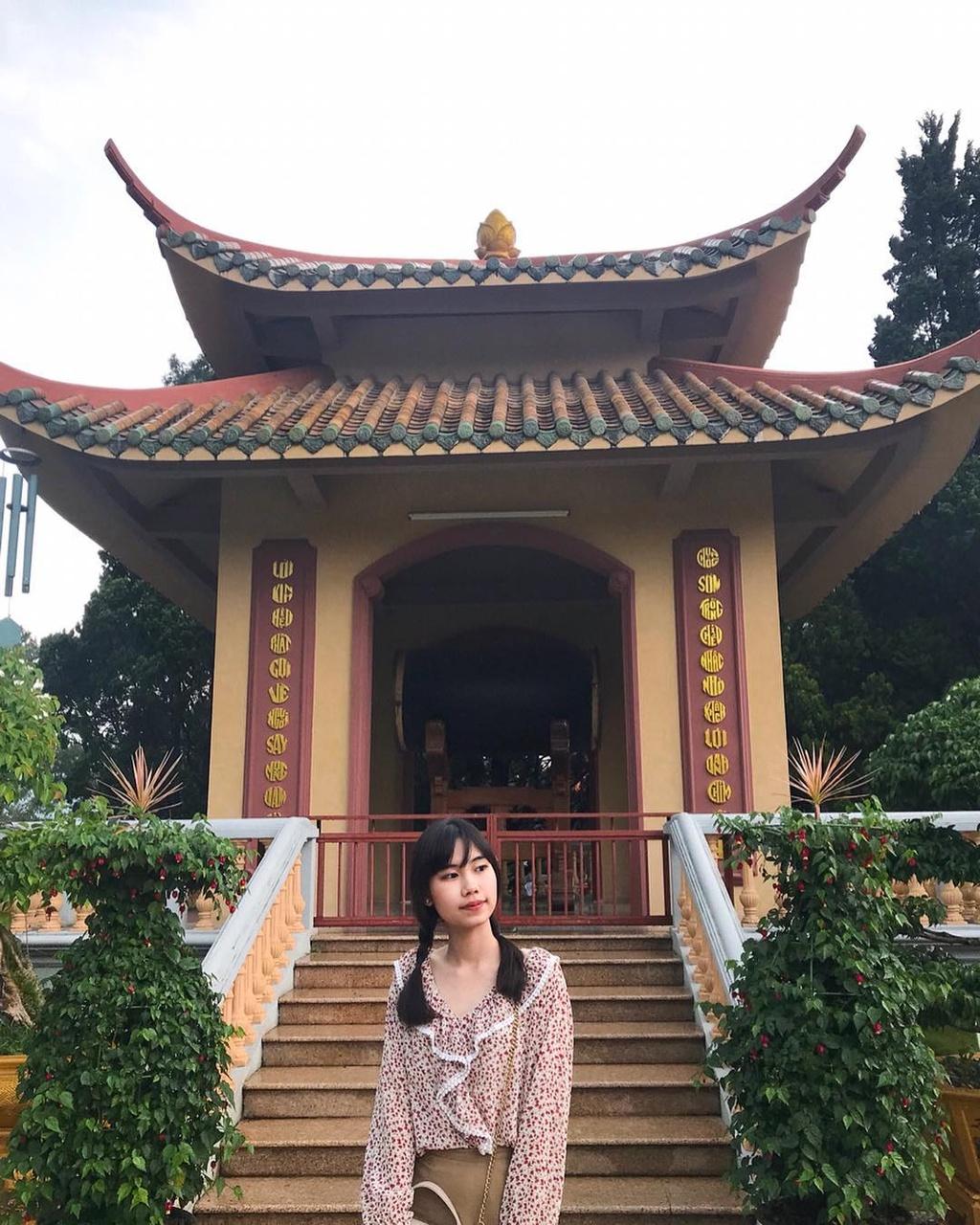 4 Thien vien Truc Lam noi tieng o Nam Bo hinh anh 4  - kamrapee_58423802_2291428301104754_2672632472213110408_n - 4 Thiền viện Trúc Lâm nổi tiếng ở Nam Bộ