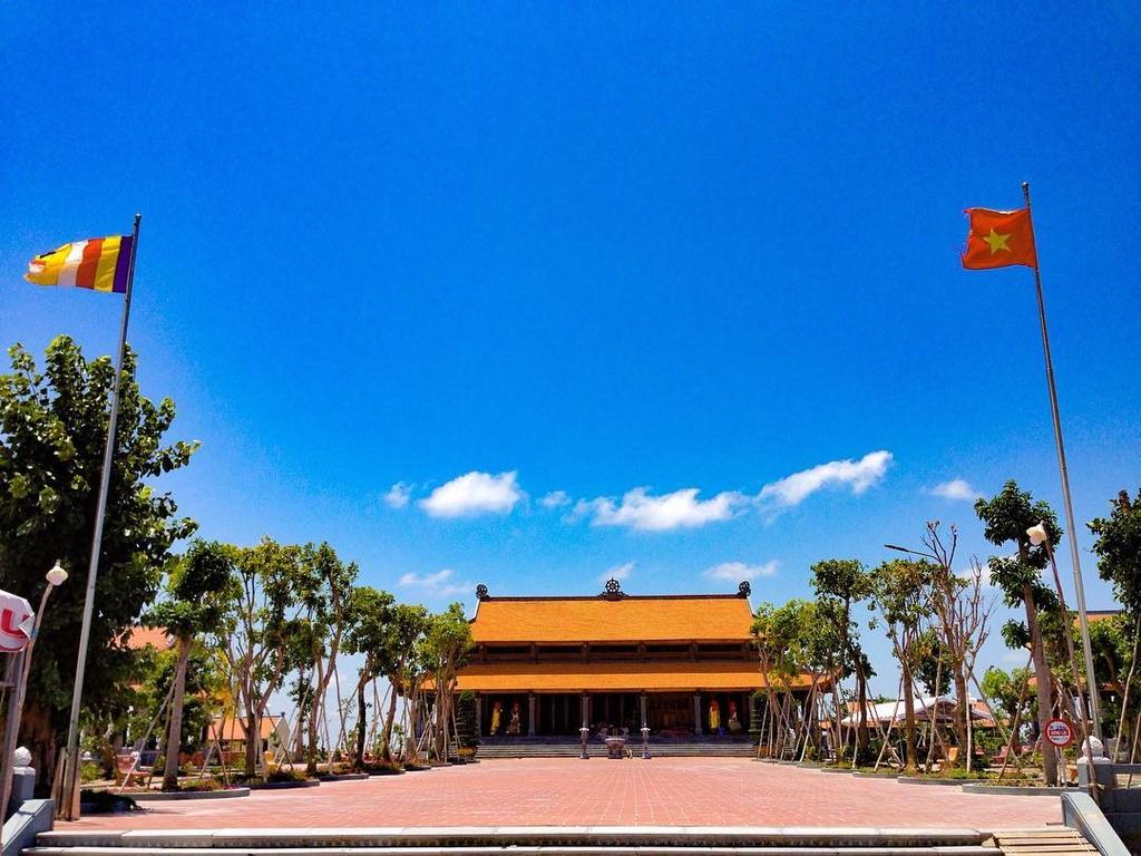 4 Thien vien Truc Lam noi tieng o Nam Bo hinh anh 26  - ly_tran74_58409743_296524651300123_3702379946843843406_n - 4 Thiền viện Trúc Lâm nổi tiếng ở Nam Bộ