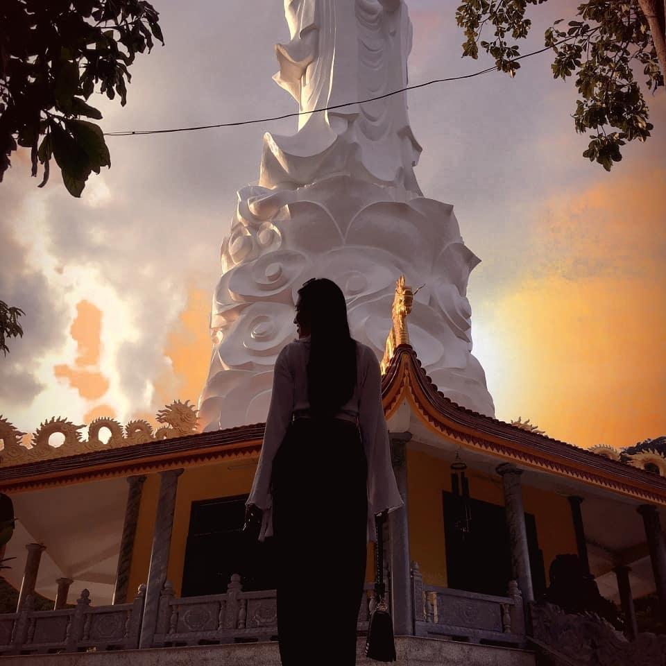 4 Thien vien Truc Lam noi tieng o Nam Bo hinh anh 19  - myhuyen0802_77331947_408912816685983_1370910694256859892_n - 4 Thiền viện Trúc Lâm nổi tiếng ở Nam Bộ