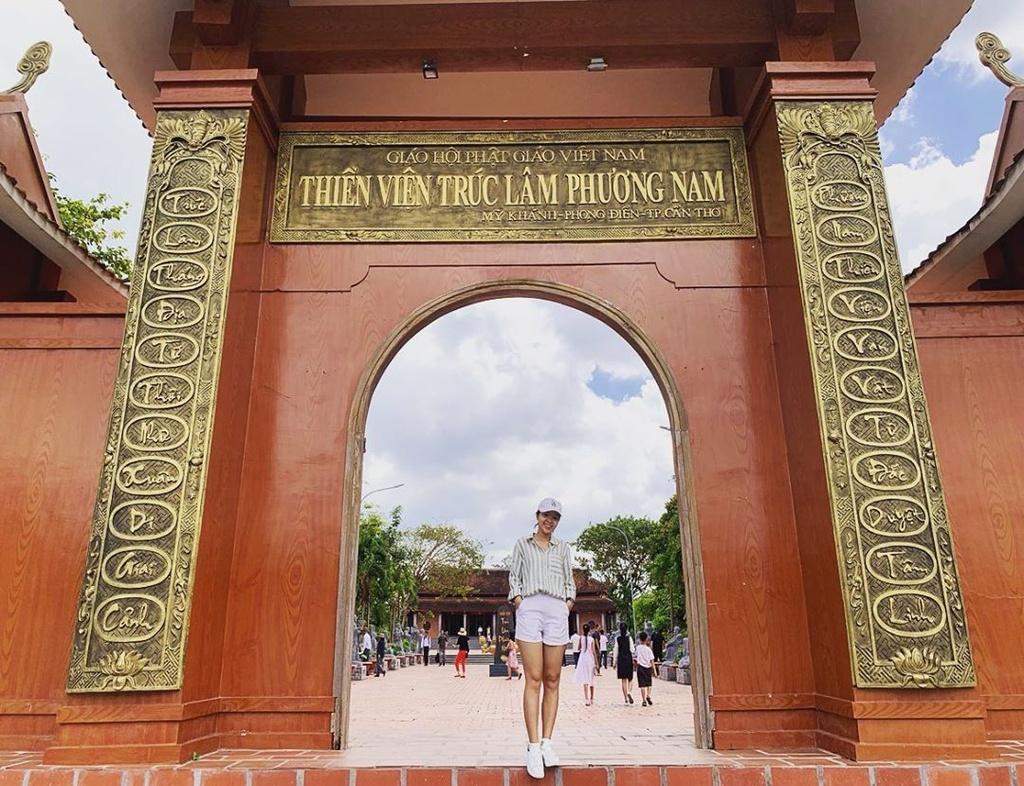 4 Thien vien Truc Lam noi tieng o Nam Bo hinh anh 8  - mytamle206_71801180_241351650171750_2164414757673899886_n - 4 Thiền viện Trúc Lâm nổi tiếng ở Nam Bộ
