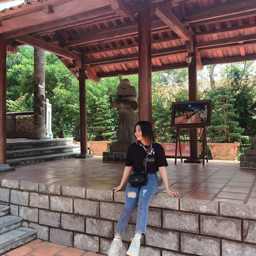 4 Thien vien Truc Lam noi tieng o Nam Bo hinh anh 6  - nbee_65591182_341391976753666_1294908489117443579_n - 4 Thiền viện Trúc Lâm nổi tiếng ở Nam Bộ