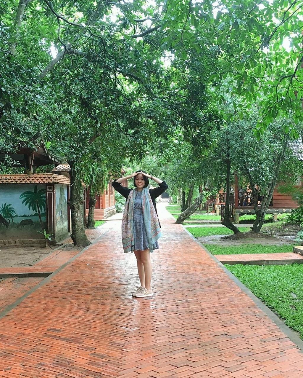 4 Thien vien Truc Lam noi tieng o Nam Bo hinh anh 5  - ngoctuuuu_72355674_182069772835349_9101630441956149609_n - 4 Thiền viện Trúc Lâm nổi tiếng ở Nam Bộ