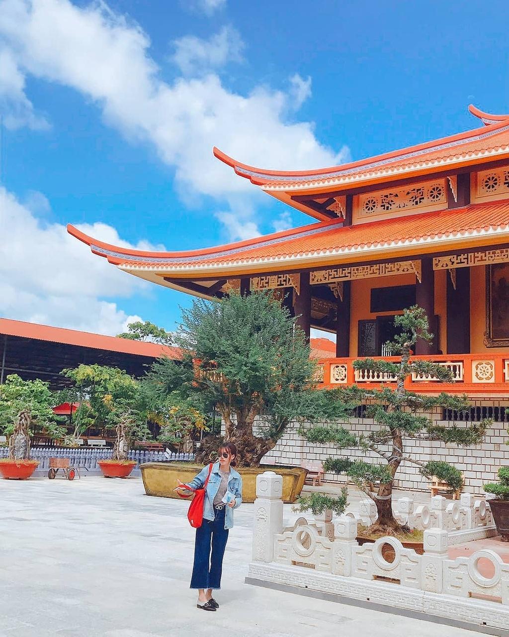 4 Thien vien Truc Lam noi tieng o Nam Bo hinh anh 13  - quyenmiukin_61743793_136210414151931_3864228868368314375_n - 4 Thiền viện Trúc Lâm nổi tiếng ở Nam Bộ
