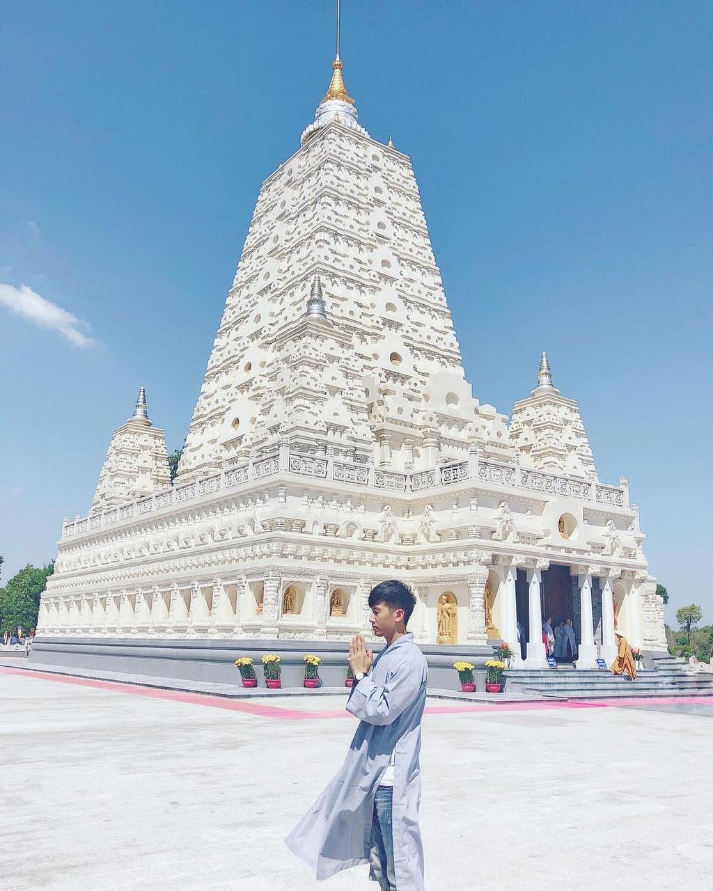 4 Thien vien Truc Lam noi tieng o Nam Bo hinh anh 12  - tyarinst_51553210_302085937157695_7241121998196008101_n - 4 Thiền viện Trúc Lâm nổi tiếng ở Nam Bộ
