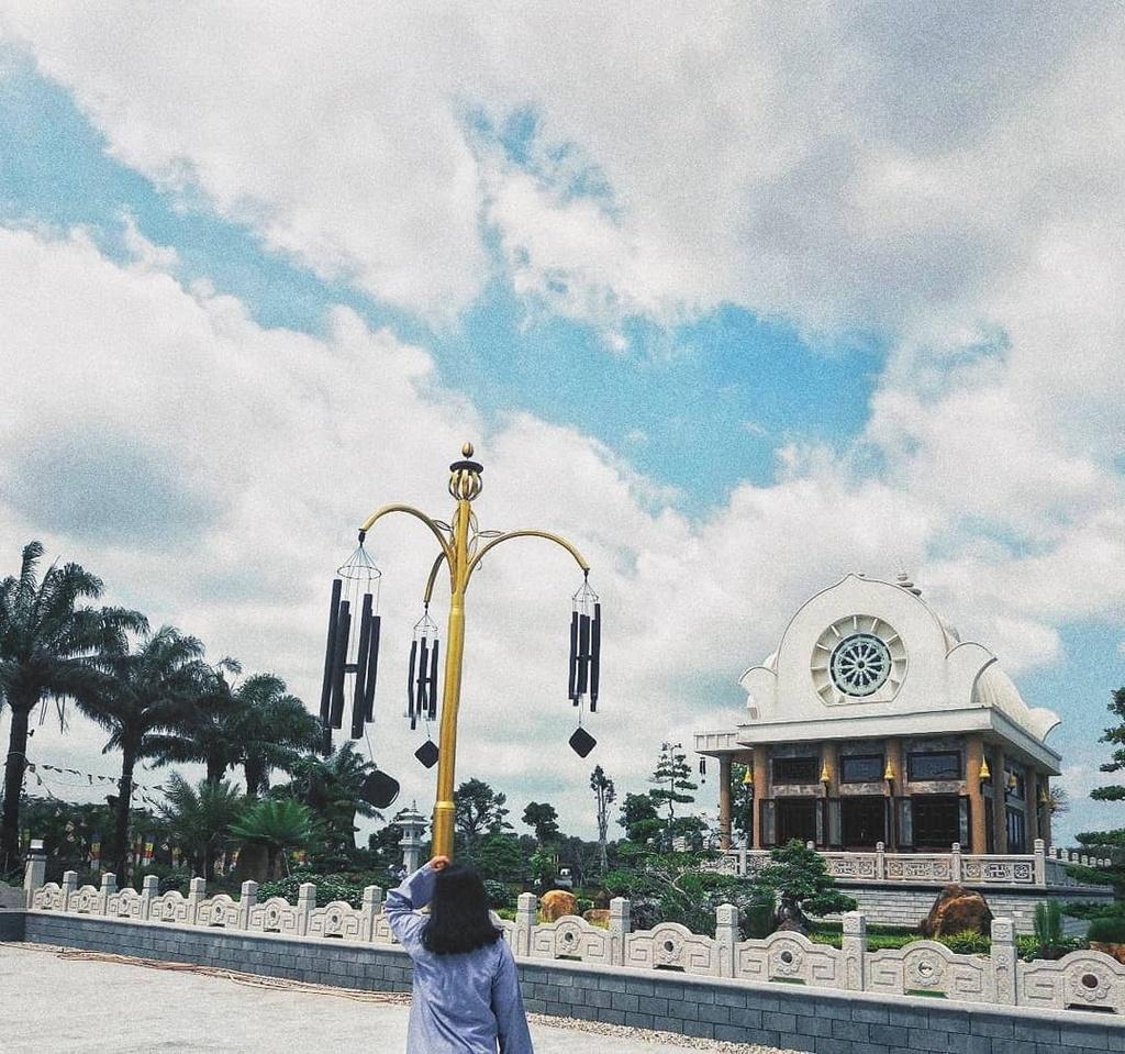 4 Thien vien Truc Lam noi tieng o Nam Bo hinh anh 9  - vkmph_54512897_106874517045899_6138078831089484303_n - 4 Thiền viện Trúc Lâm nổi tiếng ở Nam Bộ