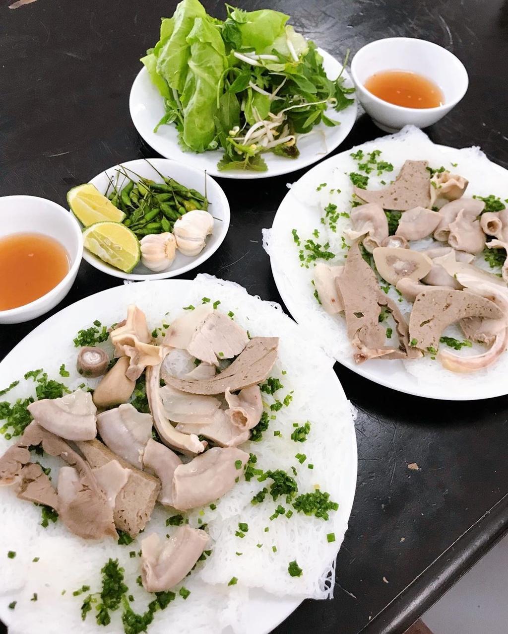 Mat ca ngu dai duong va loat mon ngon khong nen bo qua tai Phu Yen hinh anh 12 peachy_foody.jpg
